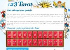 123-tarot.com - tirage tarot