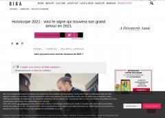 Bibamagazine.fr - horoscope amoureux