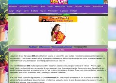 Asiaflash.com - horoscope annuel