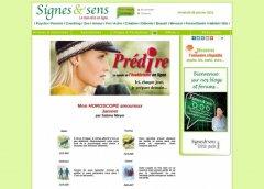 Signesetsens.com - horoscope amoureux