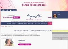 Voyancealice.com - medium gratuit